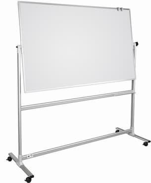 Allboards Keramická otočná oboustranná magnetická tabule 120x90cm