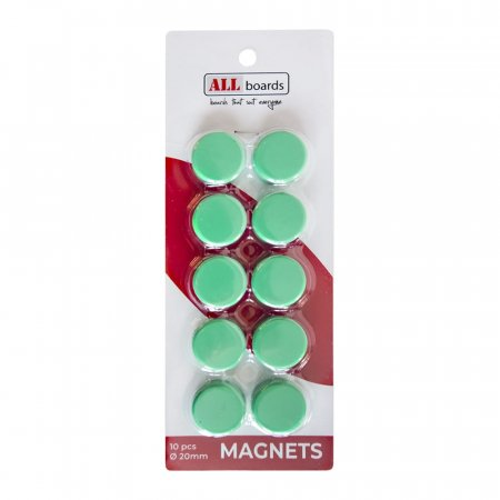 Magnety na tabule (10ks) - 20 mm
